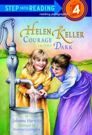 9780679977056: Helen Keller: Courage in the Dark (Step Into Reading)