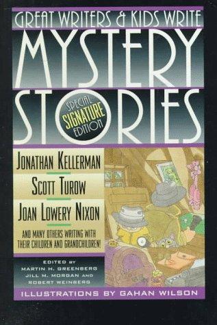 Great Writers and Kids Write Mystery Stories: Jonathan Kellerman; Scott