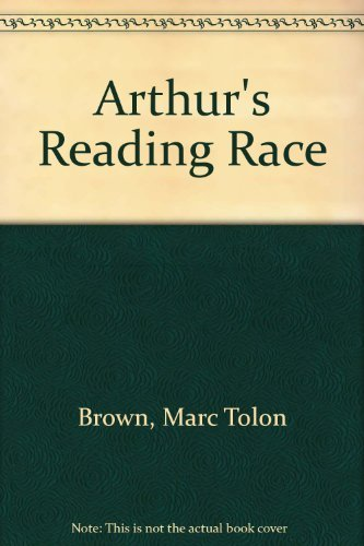9780679980421: Arthur's Reading Race