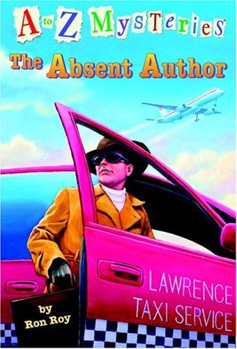 9780679981688: A to Z Mysteries: The Absent Author (A Stepping Stone Book(TM))