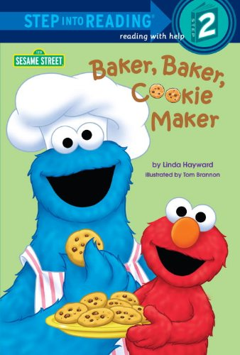 Baker, Baker, Cookie Maker (Step-Into-Reading, Step 2): Hayward, Linda