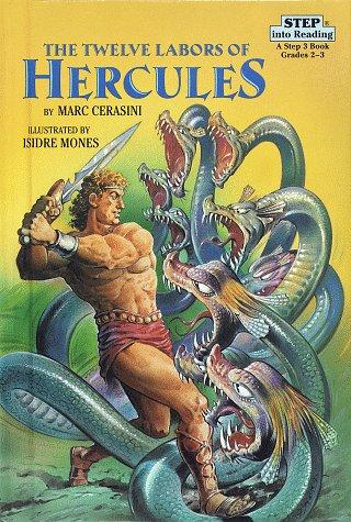 9780679983934: The Twelve Labors of Hercules (Step into Reading)