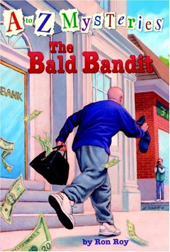 9780679984498: The Bald Bandit (A to Z Mysteries)