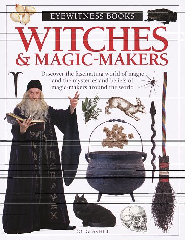 9780679985440: Witches & Magic Makers (Eyewitness Books (Library))