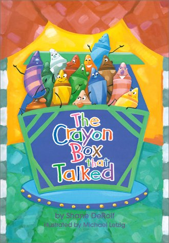 9780679986119: The Crayon Box That Talked