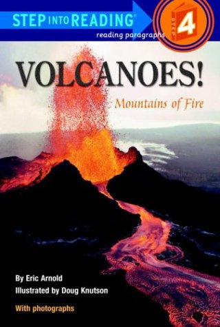 9780679986416: Volcanoes! Mountains of Fire (Step-Into-Reading, Step 4)