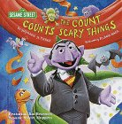 The Count Counts Scary Things: St. Pierre, Stephanie