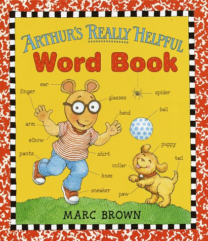 9780679987352: Arthur's Really Helpful Wordbook