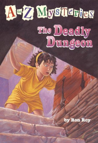 9780679987550: A to Z Mysteries: The Deadly Dungeon (A Stepping Stone Book(TM))