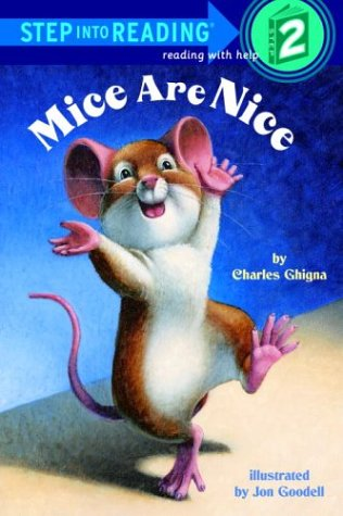 9780679989295: Mice Are Nice (Step-Into-Reading, Step 2)
