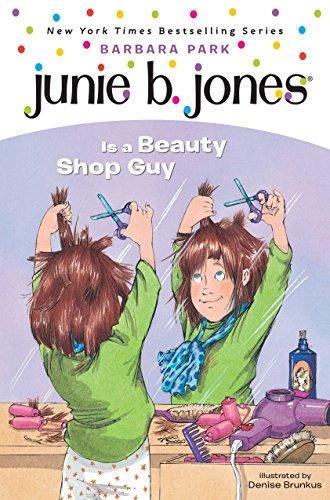 9780679989318: Junie B. Jones Is A Beauty Shop Guy (Junie B. Jones 11, Library Binding)