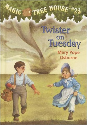 9780679990697: Twister on Tuesday (Magic Tree House)