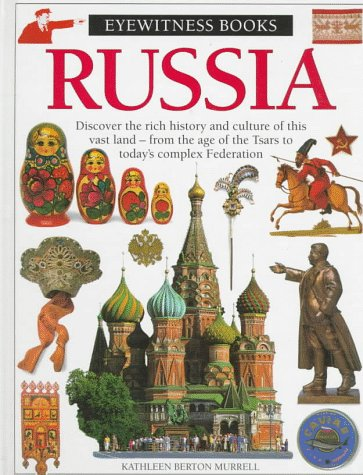 9780679991182: Russia (Eyewitness Books (Library))