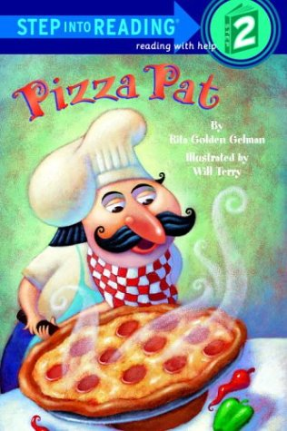 9780679991342: Pizza Pat (Step-Into-Reading, Step 2)
