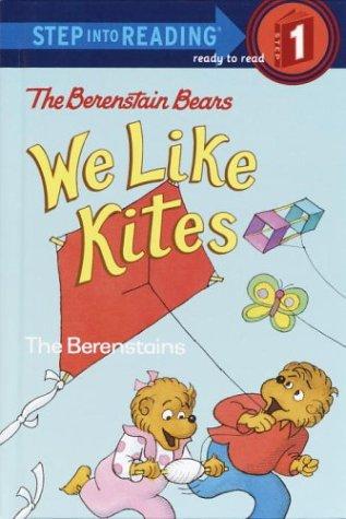 9780679992318: Berenstain Bears: We Like Kites (Step into Reading)
