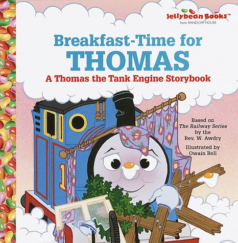 9780679992370: Breakfast-Time for Thomas: A Thomas the Tank Engine Storybook