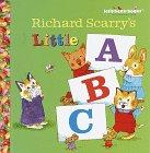 9780679992394: Richard Scarry's Little ABC (Junior Jellybean Books(TM))