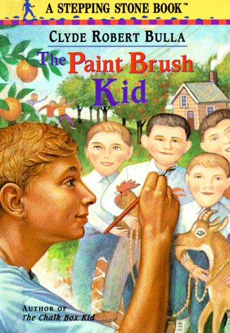 9780679992820: The Paint Brush Kid (A Stepping Stone Book(TM))