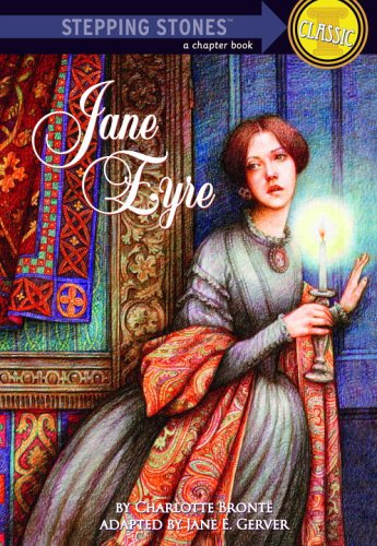 Jane Eyre (A Stepping Stone Book(TM)): Bronte, Charlotte