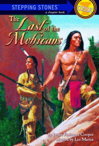 9780679994343: Last of the Mohicans (A Stepping Stone Book(TM))