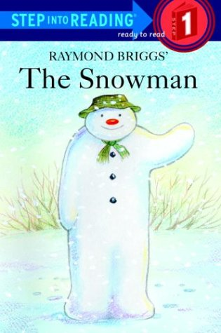 9780679994435: The Snowman (Step-Into-Reading, Step 1)