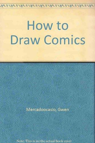 How to Draw Comics: Mercadoocasio, Gwen