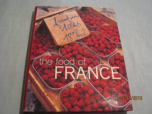 9780681025868: The Food Of France, Maria Villegas, Sarah Randell