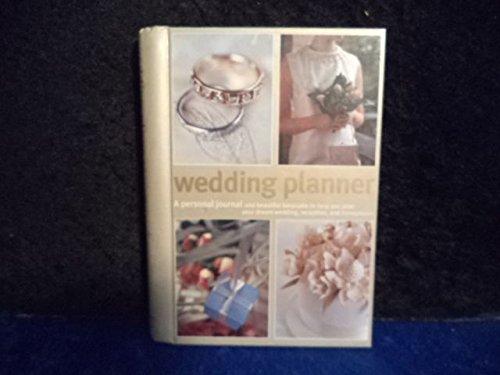 9780681031449: Wedding Planner