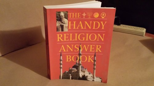 9780681047167: The Handy Religion Answer Book