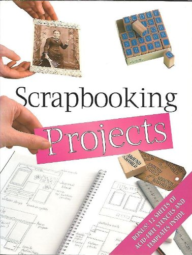 9780681066892: Scrapbooking Projects