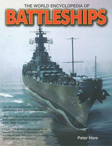 The World Encyclopedia of Battleships: Peter Hore