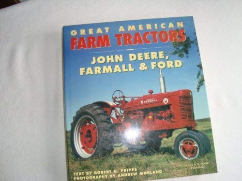 9780681075719: Great American Farm Tractors John Deere