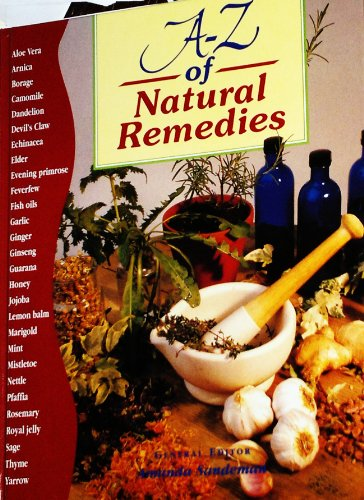 9780681103429: A-Z of Natural Remedies