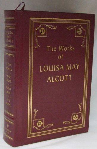 9780681103719: The Works of Louisa May Alcott: Little Women, Good Wives, Little Men, Jo's Boys