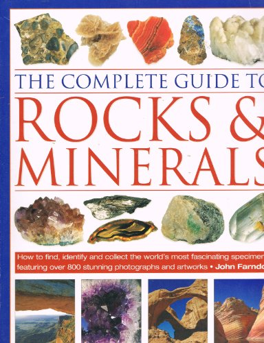 9780681185814: The Complete Guide to Rocks and Minerals