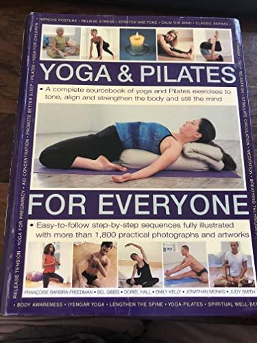 Yoga & Pilates for Everyone: Judy Smith, Jonathan