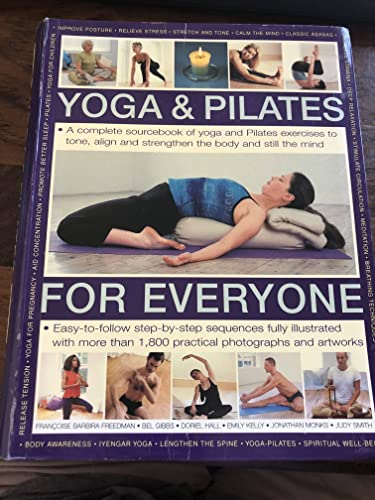 9780681186491: Yoga & Pilates for Everyone