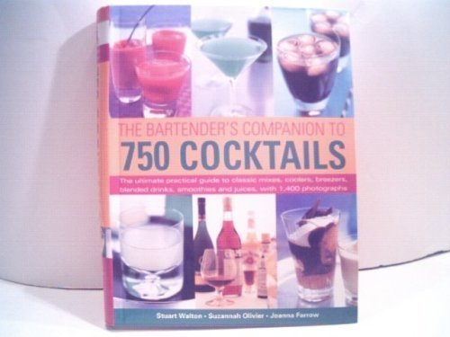 9780681186538: The Bartender's Companion to 750 Cocktails