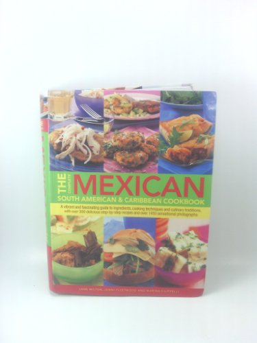 9780681186620: The Complete Mexican, South American and Caribbean Cookbook