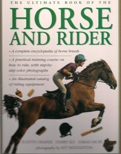 9780681186682: THE ULTIMATE BOOK OF THE HORSE AND RIDER 2005