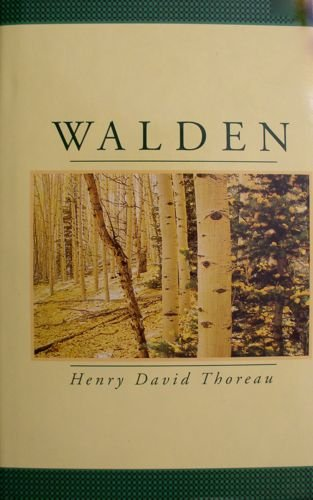 """walden by henry david thoreau essay In 1849, henry david thoreau established the idea of """"civil disobedience - civil disobedience by henry david thoreau essay introduction """" in his paper """"civil disobedience,"""" thoreau encourages the reader to recognize when the government is doing something unjust and wrongful to the people."""