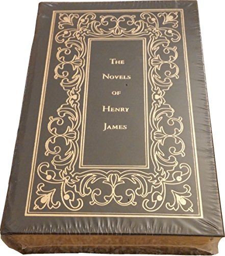 9780681219168: Novels of Henry James