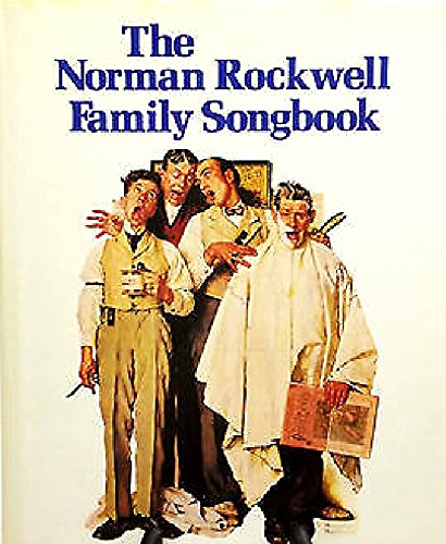 9780681220010: Norman Rockwell Family Songbook