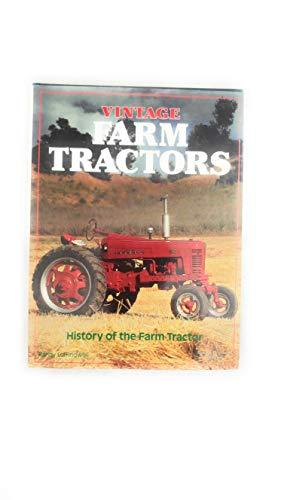 9780681221048: Vintage Farm Tractors