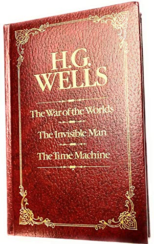 The War of the Worlds, The Invisible: H.G. Wells