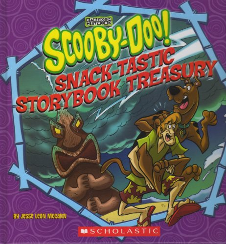 9780681279445: Scooby-Doo! Snack-Tastic Storybook Treasury