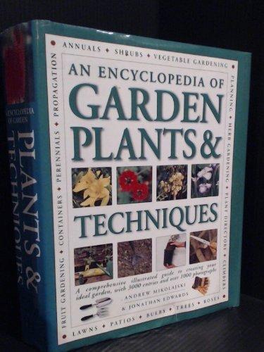 9780681280151: An Encyclopedia of Garden Plants & Techniques
