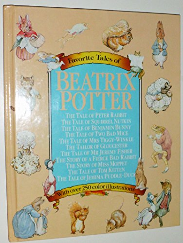 FAVORITE TALES OF BEATRIX POTTER