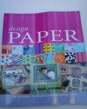 Design Paper: 63 Designs to Make Scrapbooking: Anthea Krook, Jenny