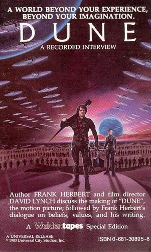 9780681308954: Dune: An interview with Frank Herbert and David Lynch